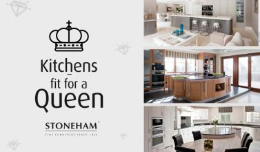 Kitchens fit for a Queen