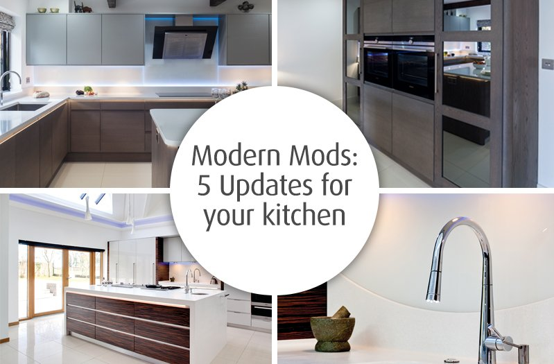 Five updates for your kitchen