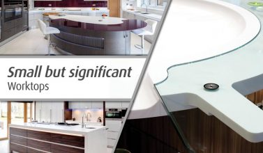 Small but significant - worktops