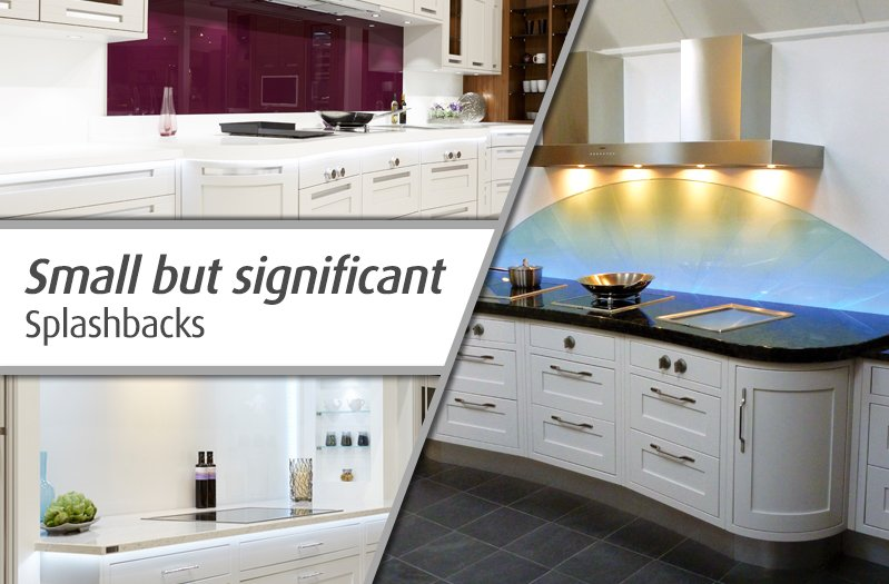 Small but significant - splashbacks