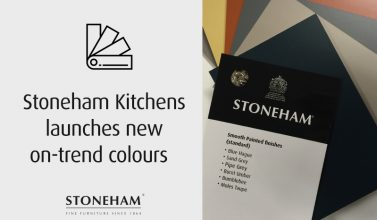 Stoneham launches new colours to the kitchen range