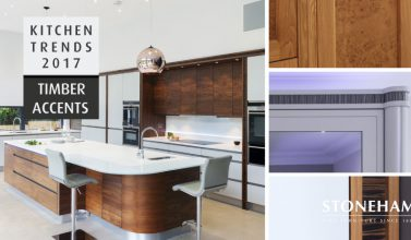 Kitchen trends - Timber accents