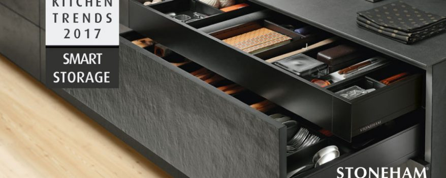Smart storage - Kitchen trends