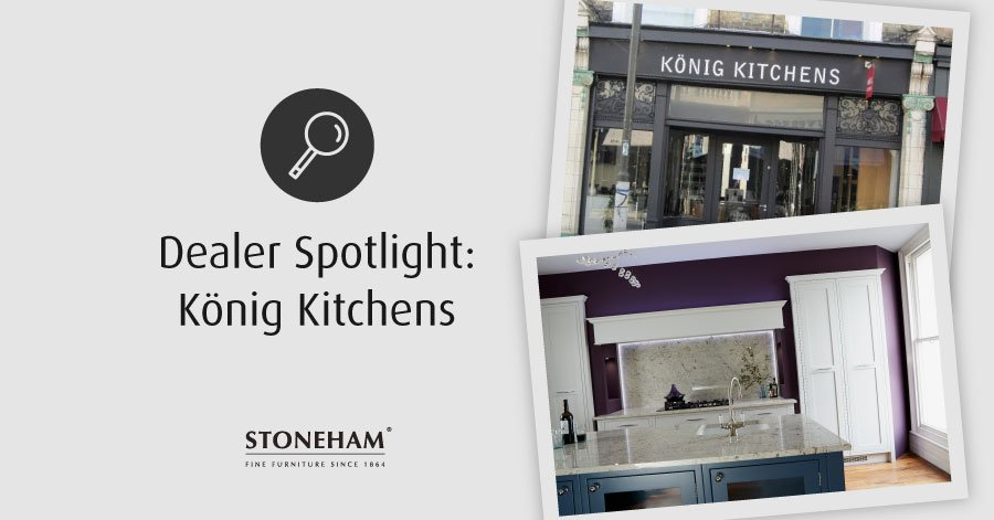 Dealer Spotlight Konig Kitchens