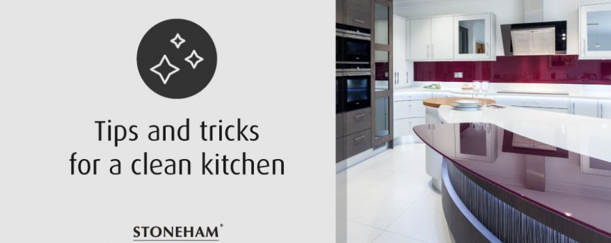 Tips for a clean kitchen