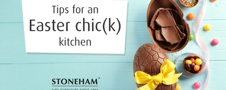 Tips for an Easter chic kitchen
