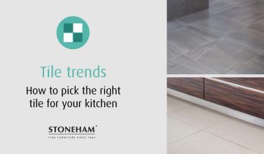 Tile trends - how to pick the right tile