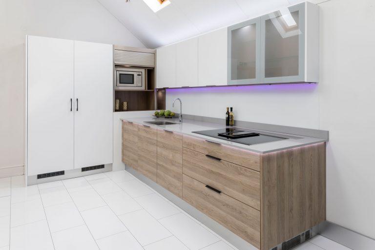 Diffuse kitchen range
