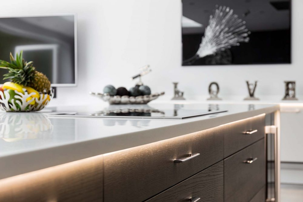 Stoneham Kitchens - kitchen lighting and kitchen accents