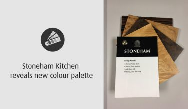 The new Stoneham colour palette swatch book