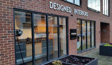Stoneham celebrates new partnership with Designed Interiors of Canterbury