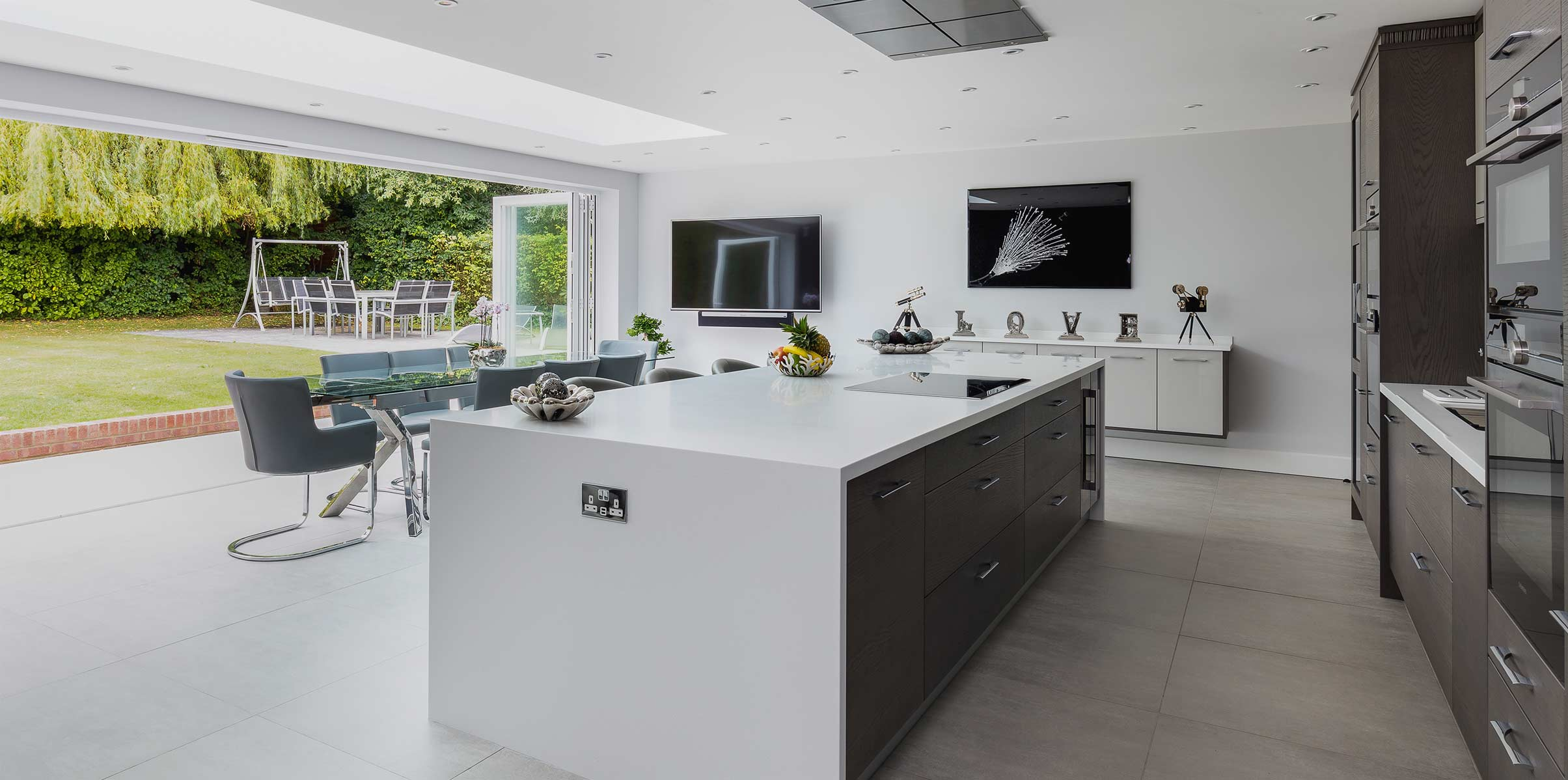 Contemporary Mode kitchen