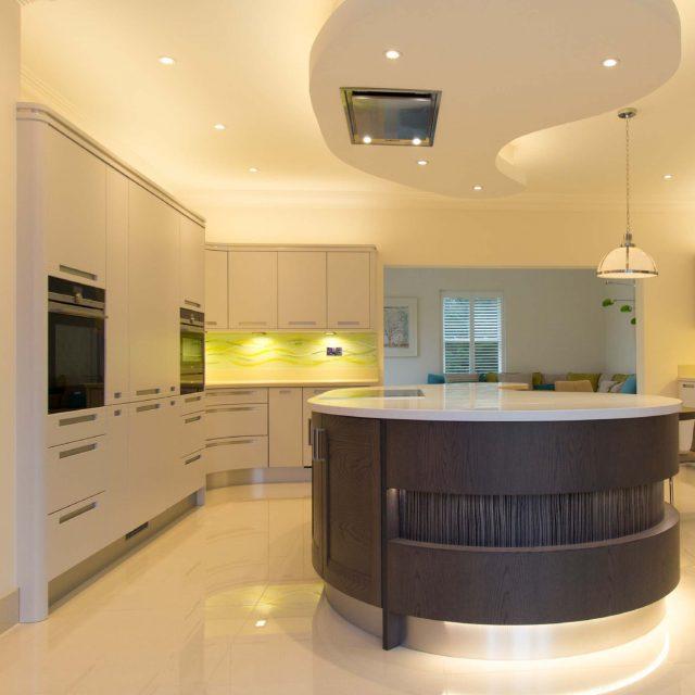 Kitchen Lighting Glasgow: View Customer Case Studies For Kitchen