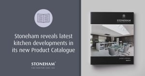 Stoneham Kitchens has announced its latest kitchen developments in its new product catalogue