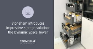Stoneham is delighted to introduce its latest storage innovation: the Dynamic Space Tower