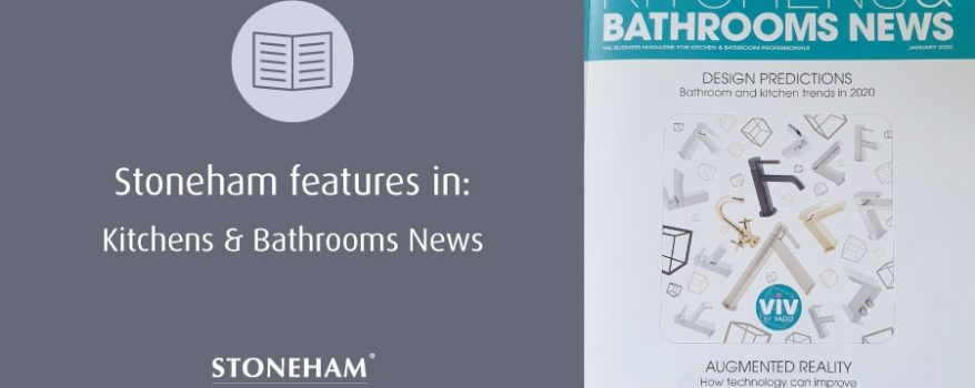 Kitchens & Bathrooms News magazine cover