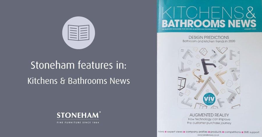 Kitchens & Bathrooms News magazine cover