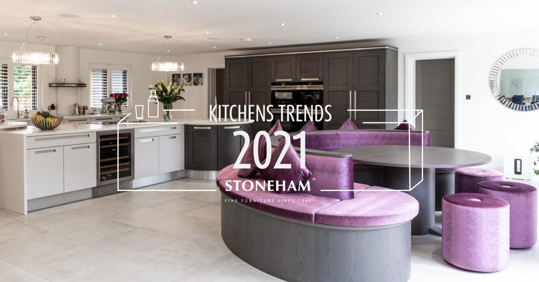 Kitchen Trends 2021 Stoneham Kitchens