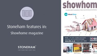 Front cover of Showhome magazine