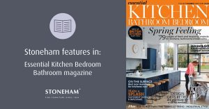 A blog on Stoneham's latest coverage in EKBB magazine's May 2018 issue.