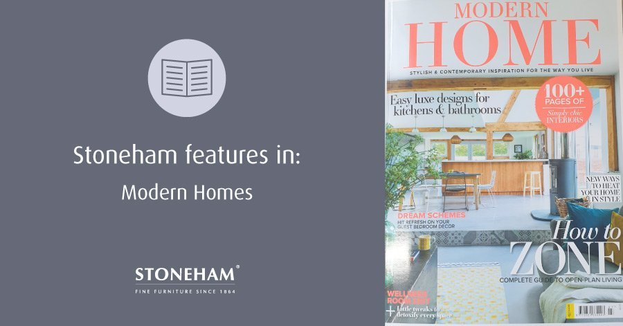 Modern Home magazine front cover