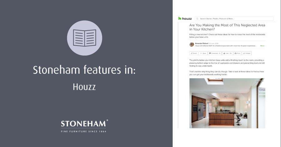 Stoneham's coverage in Houzz.