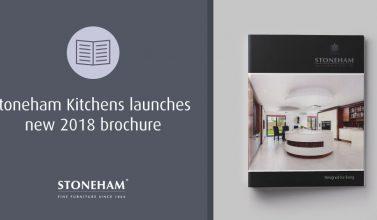 Stoneham kitchens launches new 2018 kitchen brochure