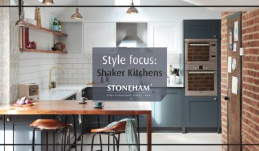 Shaker kitchens blog showcasing a shaker kitchen case study