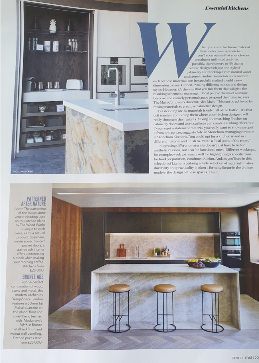 Article in EKBB magazine