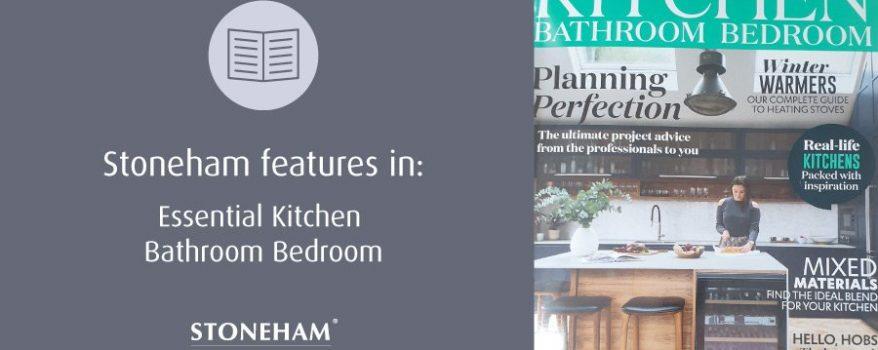 Essential Kitchen Bathroom Bedroom magazine front cover