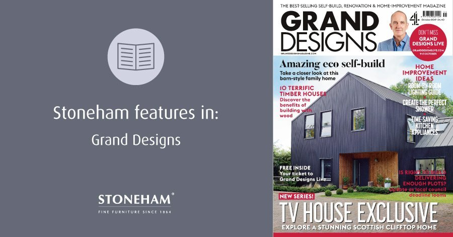 Grand Designs magazine front cover
