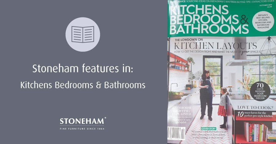 Kitchens Bedrooms & Bathrooms magazine front cover