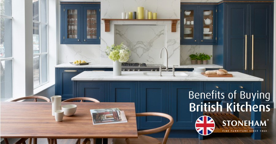 Awesome Benefits Of Buying British Kitchens Stoneham Kitchens Home Interior And Landscaping Ologienasavecom