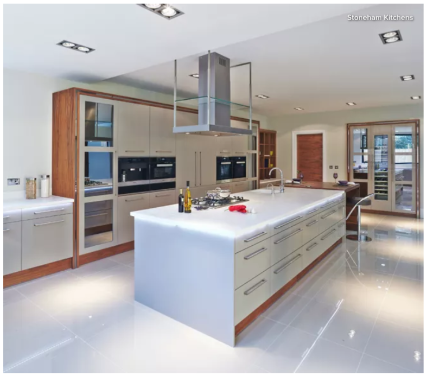 An image from Stoneham's coverage in Houzz.