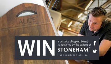 Stoneham Kitchens Bespoke Chopping Board Competition