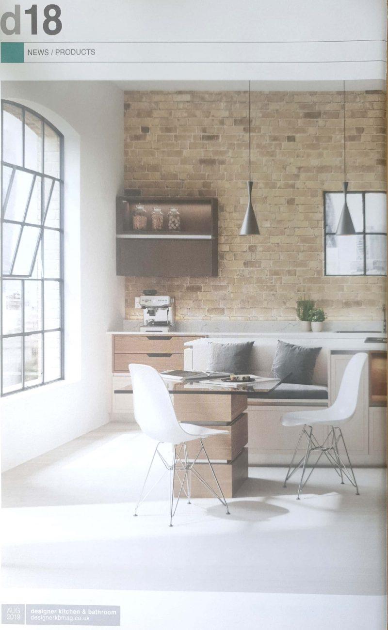 Peachy Stoneham Features In Designer Kitchen Bathroom Stoneham Interior Design Ideas Ghosoteloinfo