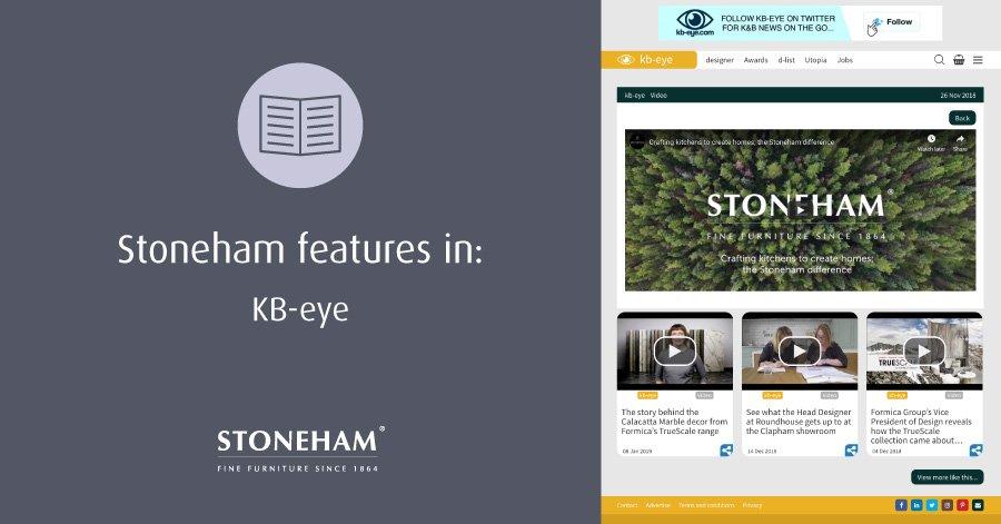 Snapshot of kb-eye video article