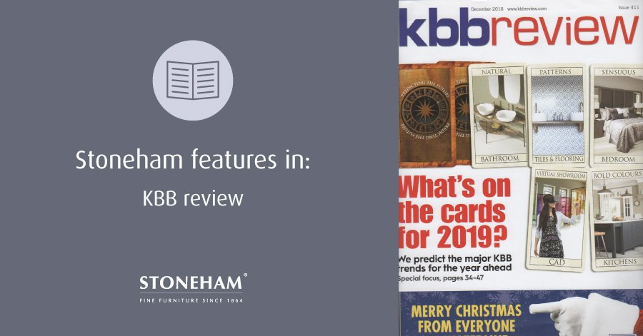 front cover of kbbreview magazine