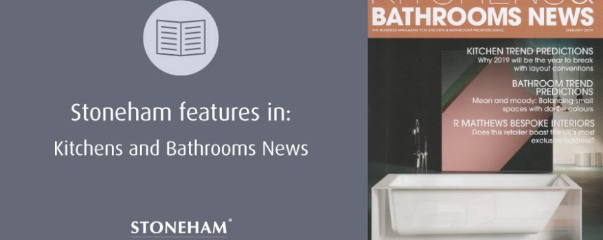 Kitchens and Bathrooms News front page