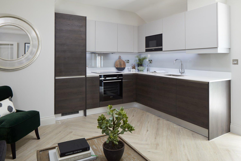Stoneham creates bespoke kitchens for luxury development in