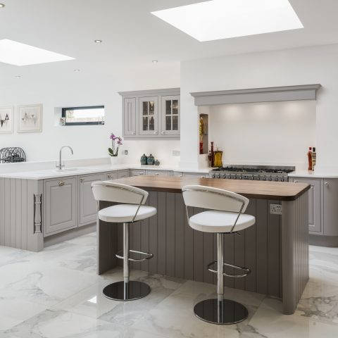 A photo of Stoneham's latest project for Mr and Mrs Thurston